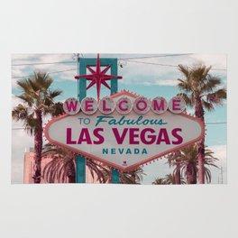 Retro Las Vegas Rug