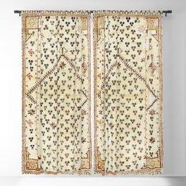 Selendi West Anatolia 16th Century Rug Print Blackout Curtain