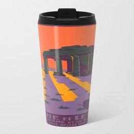 Vintage poster - Syria Travel Mug