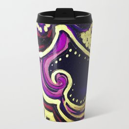Golden Doodle Travel Mug