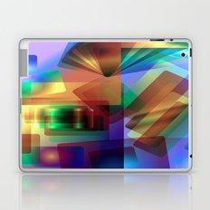 Alluvial Flare Laptop & iPad Skin
