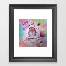 Valentine's Day -4- Framed Art Print