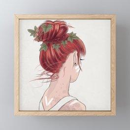 Ivy Framed Mini Art Print