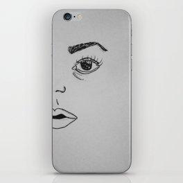 In Space iPhone Skin