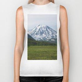 Volcanoes of Kamchatka Peninsula - Koryaksky Volcano, Arik and Aag Volcano Biker Tank