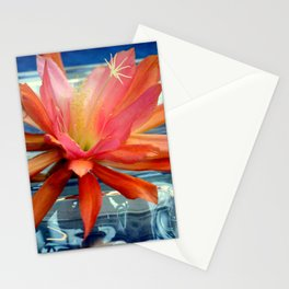 The Water Lily Cactus Stationery Cards