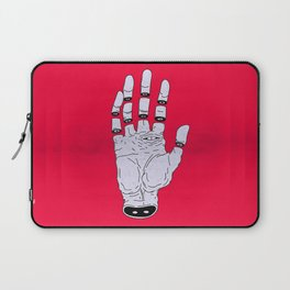THE HAND OF ANOTHER DESTYNY Laptop Sleeve