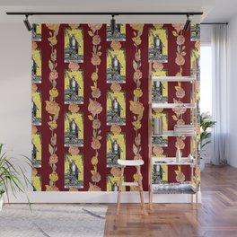 Beautiful Tarot Magician Print Wall Mural