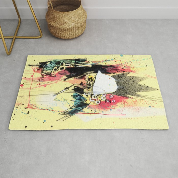 Pure Gonzo Rug