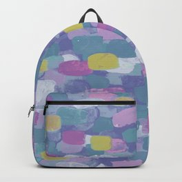 Confetti Cake - Muted Tones Backpack