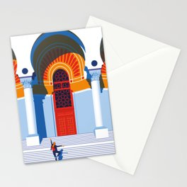 The Ballerina of Algiers Stationery Cards