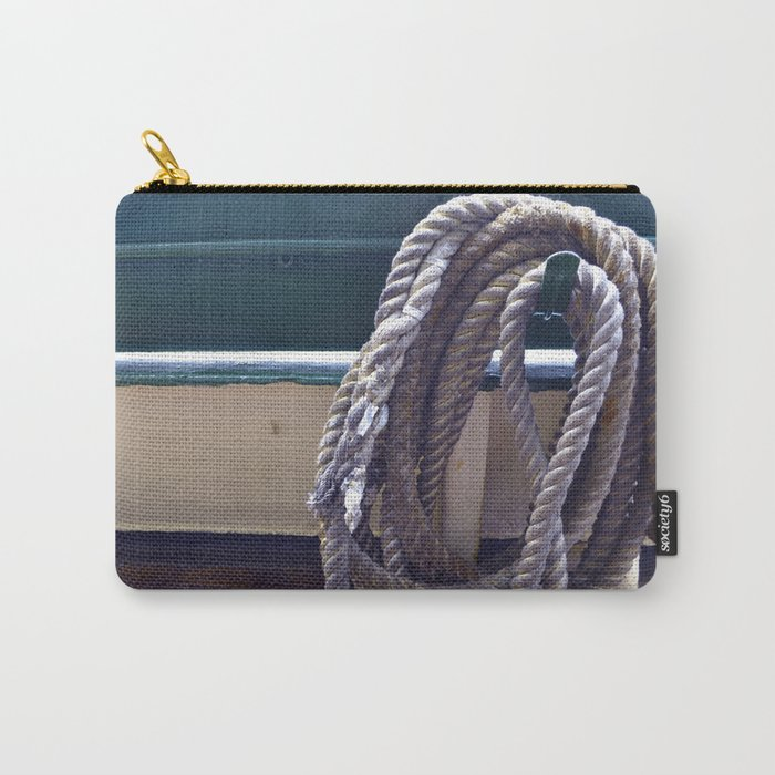 Old Rope Carry-All Pouch