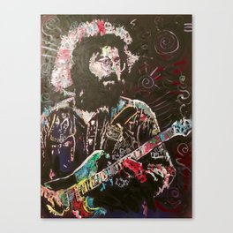 Cosmic Charlie Canvas Print