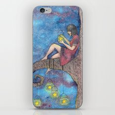 Star Collector iPhone & iPod Skin