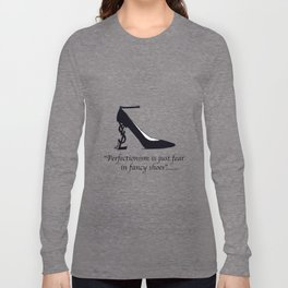 Fears and heels Long Sleeve T-shirt