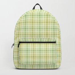 Beautiful plaid 1 Backpack