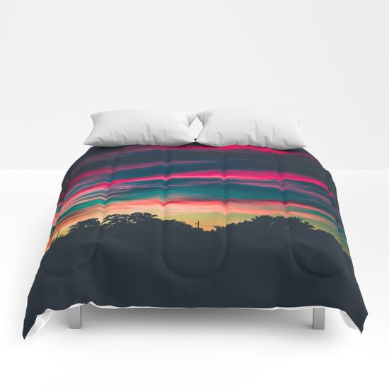 End Of Days Comforters