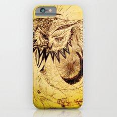 Owl Doodle Slim Case iPhone 6s