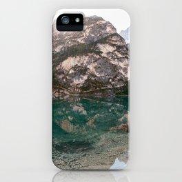 Lake Reflection iPhone Case