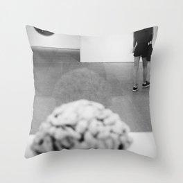 Brainstorm Throw Pillow