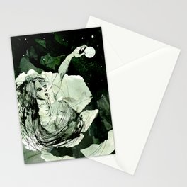 Taking the Moon (American Gods) Stationery Cards