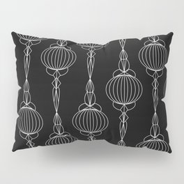 Art Deco 52 . Christmas decorations . Pillow Sham