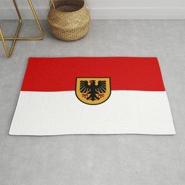 Flag of Dortmund Rug