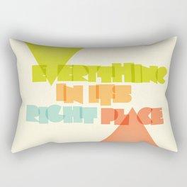 Everything . . Rectangular Pillow