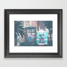 I Heart New York ... Framed Art Print