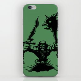 Migthy Orc iPhone Skin