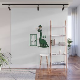 Growing up Wall Mural