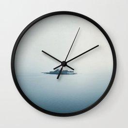 silence III Wall Clock