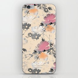 ombre floral - all iPhone Skin