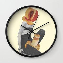 L'hermaphrodite Wall Clock