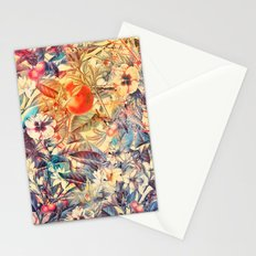 flowers 8 Stationery Cards