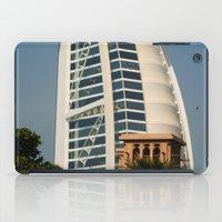 arab iPad Cases featuring Dubai - Burj Al Arab by gdesai