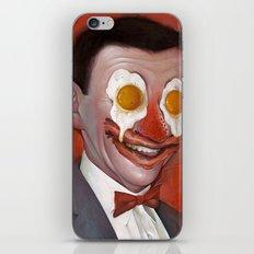 Mr. Breakfast iPhone & iPod Skin