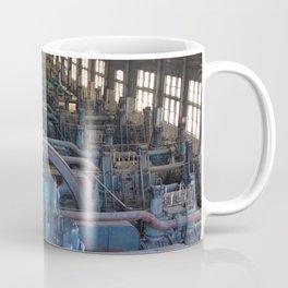 Bethlehem Steel Engine House, in color Coffee Mug