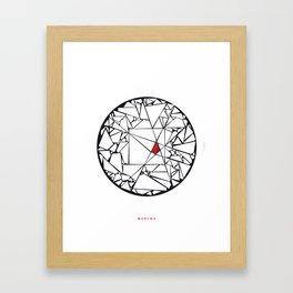 Medina 3 Framed Art Print