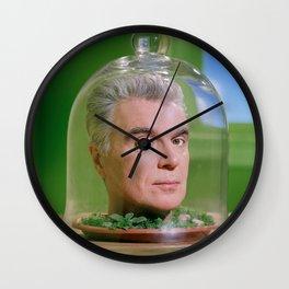 David Byrne Jarhead Wall Clock