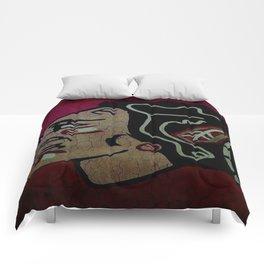 Blackhawks Comforters