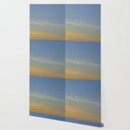 Sunset, Amalphi coast, Italy Wallpaper