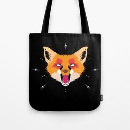 Hypno Fox Tote Bag