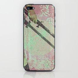 Swrdplaid iPhone Skin