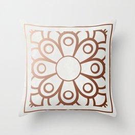 Motifs Throw Pillow