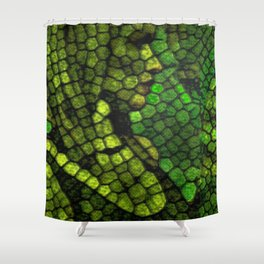 Kiss of the Vipress Shower Curtain