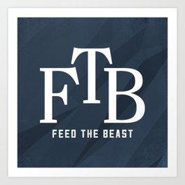 FTB Logo Art Print