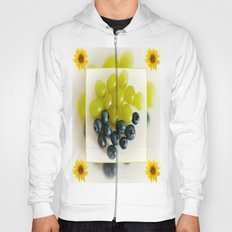Grapes and Blueberries Hoody