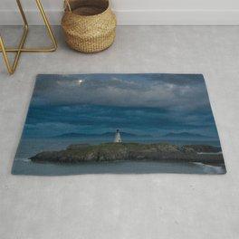 Twr Bach lighthouse 1 Rug