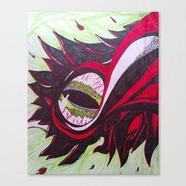 Dragon's Eye Canvas Print